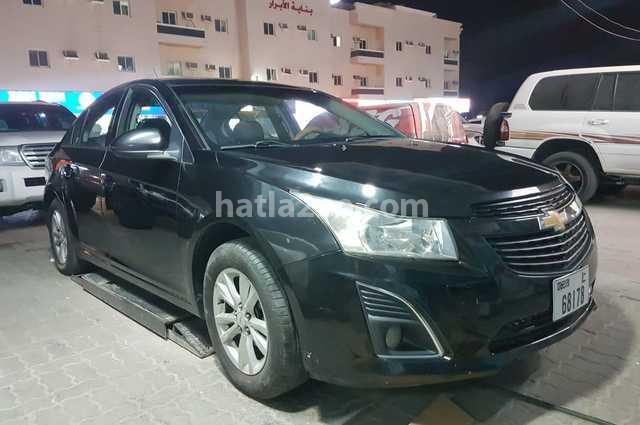 Cruze Chevrolet Black