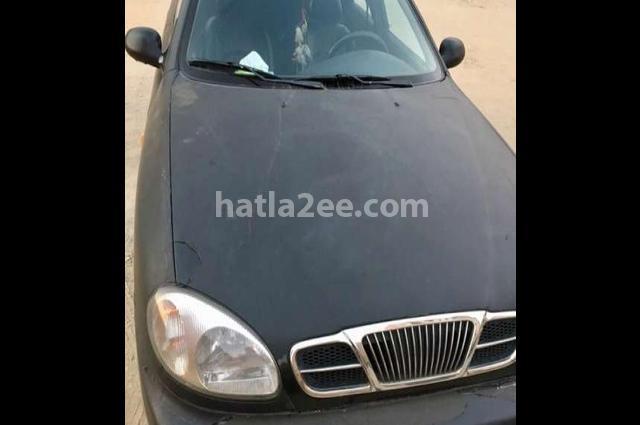 Lanos 2 Daewoo Black