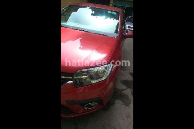 Logan Renault Red