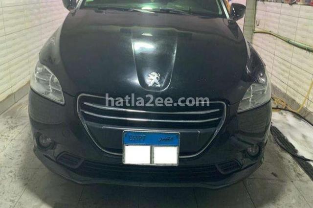 301 Peugeot Black