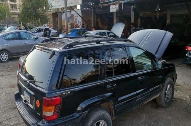 Grand Cherokee Jeep Black
