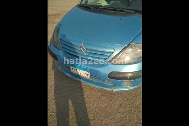 C3 Citroën Blue