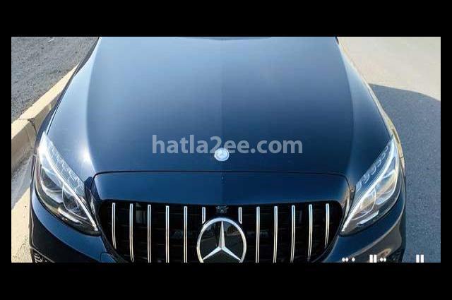 C 300 Mercedes Blue