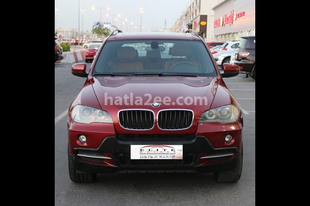 X6 BMW Red