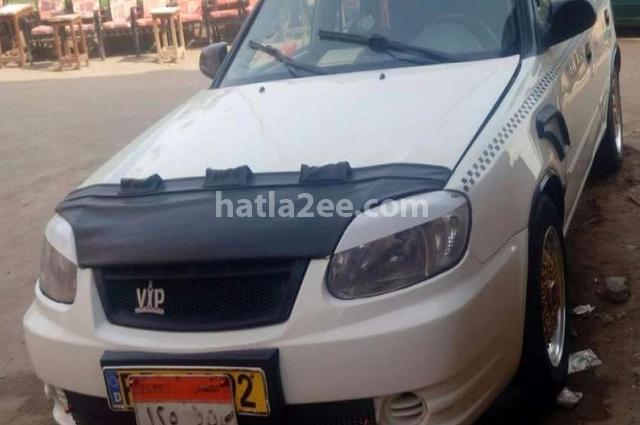 Verna Hyundai White