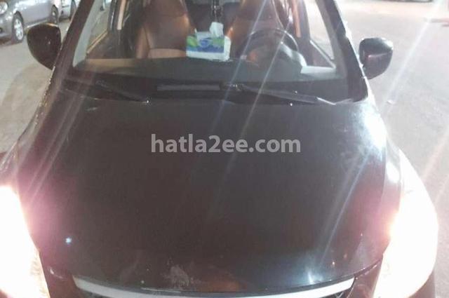 I10 Hyundai أسود