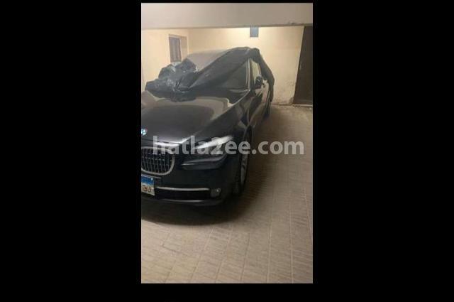 750 BMW أسود