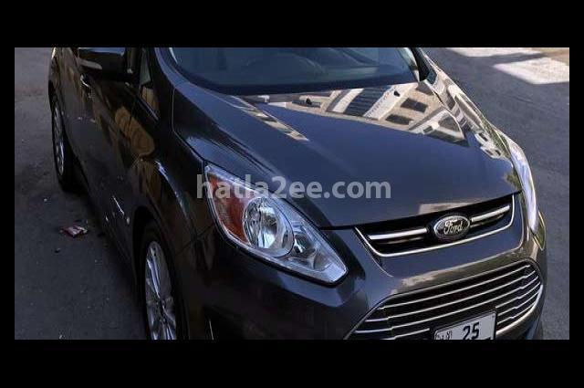 C-Max Ford رمادي