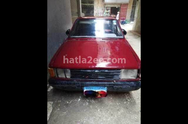 Pony Hyundai احمر غامق