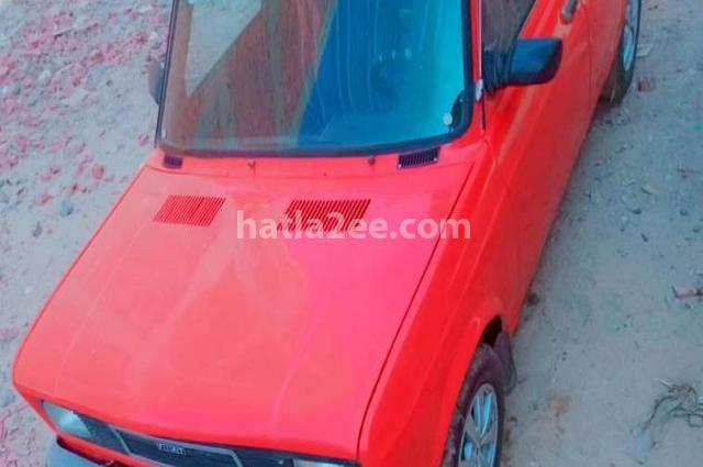 128 Fiat احمر