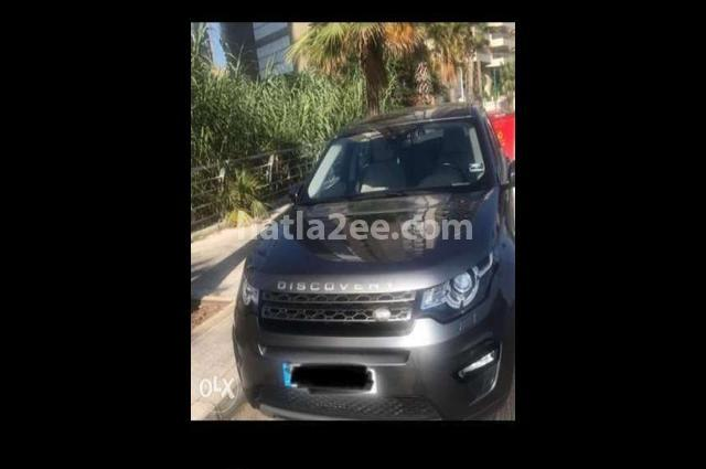 Discovery Land Rover Black