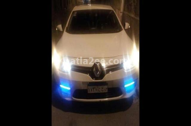 Lodgy Renault رمادي