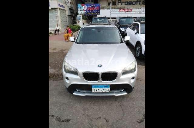 X1 BMW فضي