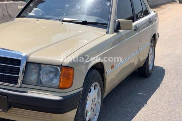 190 Mercedes Beige