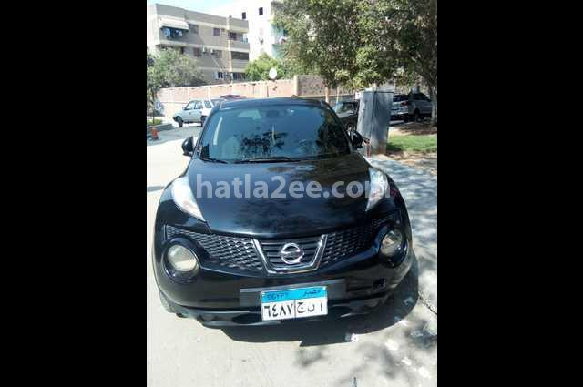 Juke Nissan Black