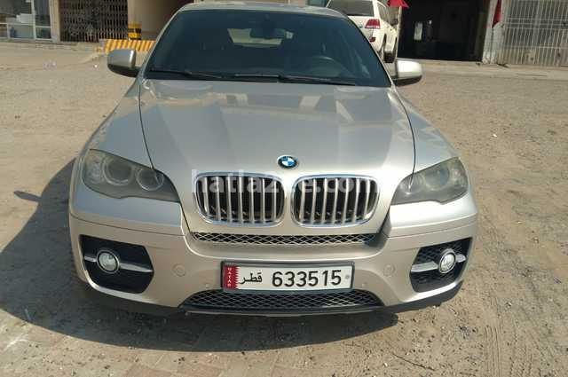 X6 BMW Silver