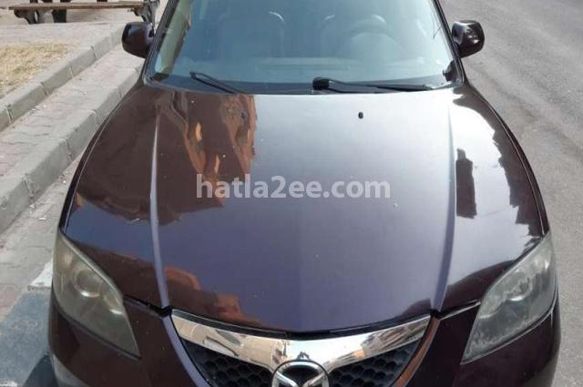 Mazda 3 Mazda بنفسجي