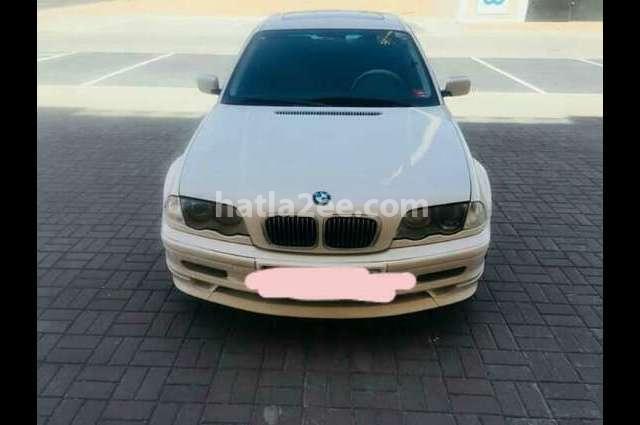 323 BMW أبيض