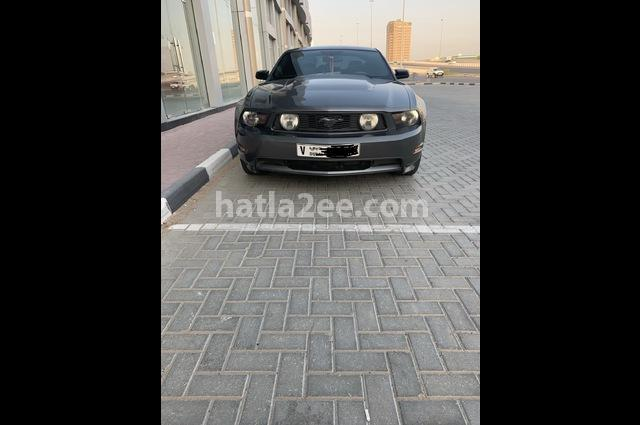 Mustang Ford رمادي
