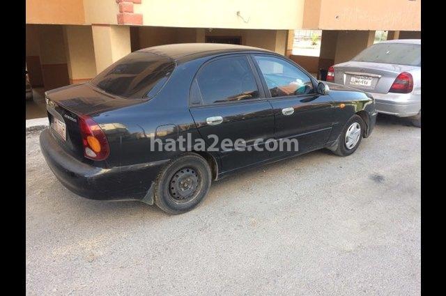 Lanos Chevrolet Black