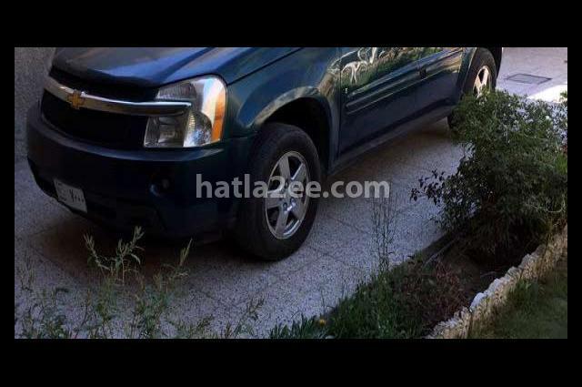 Equinox Chevrolet أخضر