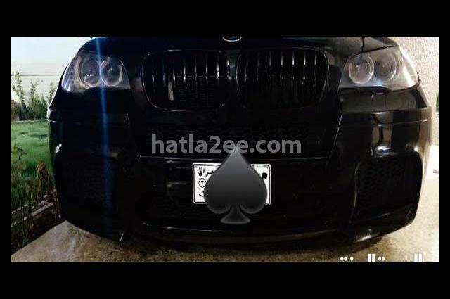 X6 BMW Black