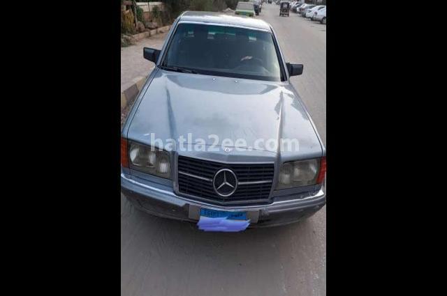 SEL 280 Mercedes رمادي