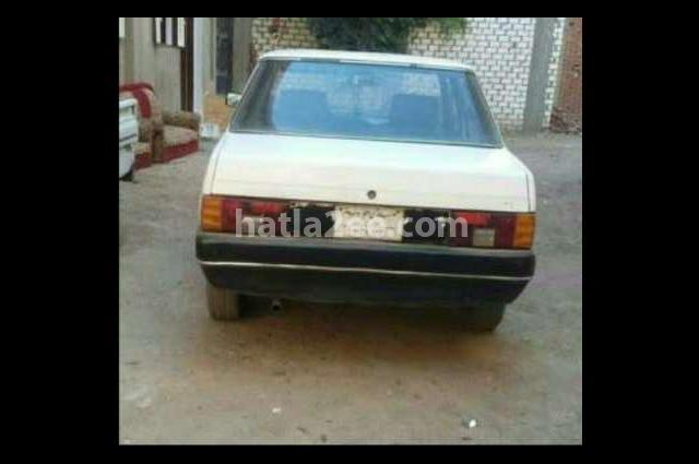 Regata Fiat White