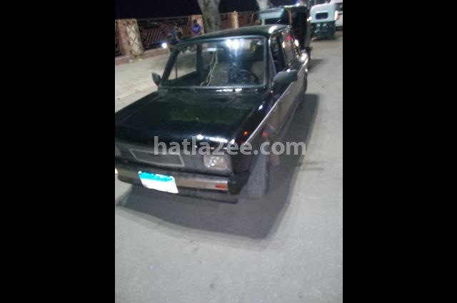 128 Fiat أسود
