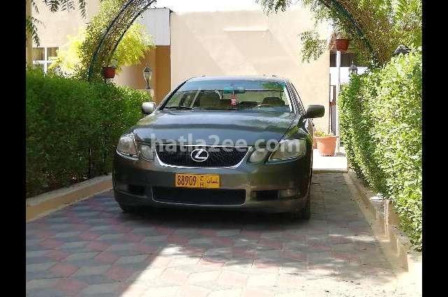 Gs Lexus Green