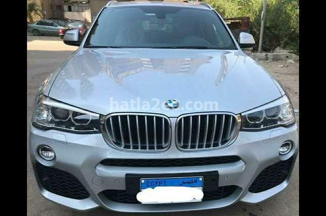 X4 BMW فضي