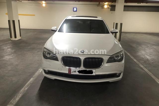 740 BMW أبيض