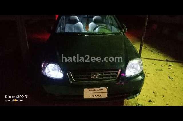 Verna Hyundai Black