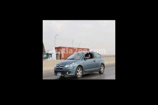 C4 Citroën Gray