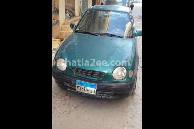 Corolla Toyota 1998 Red Sea Dark green 2782870 - Car for