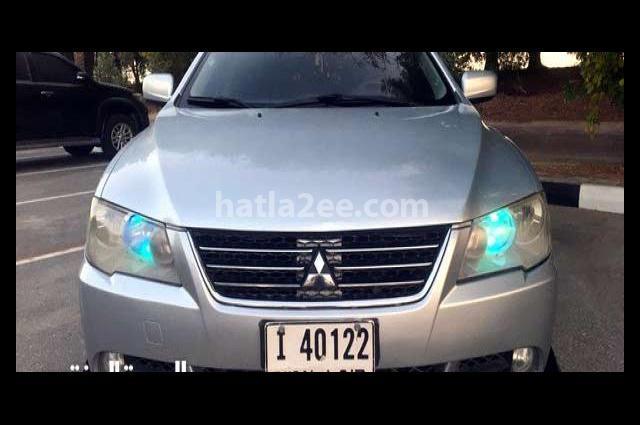 Lancer Mitsubishi Silver