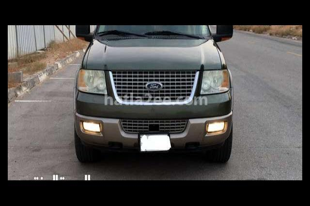 Expedition Ford أخضر