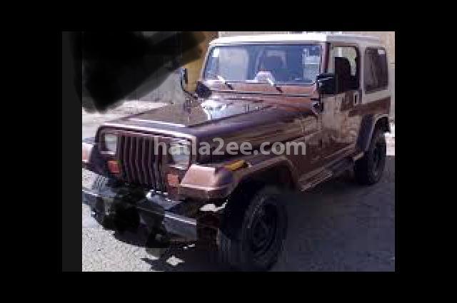 Wrangler Jeep Dark red