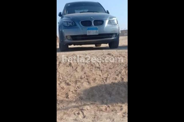 525 BMW فضي