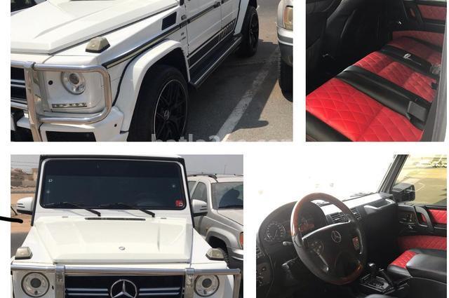 500 Mercedes أبيض