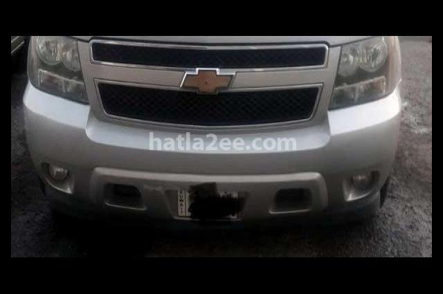 Taho Chevrolet رمادي