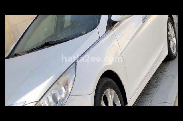 Sonata Hyundai White