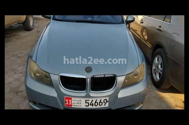 320 BMW أخضر