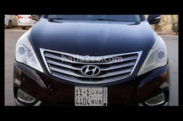 Azera Hyundai Black
