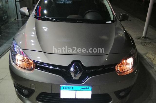 Fluence Renault برونزي