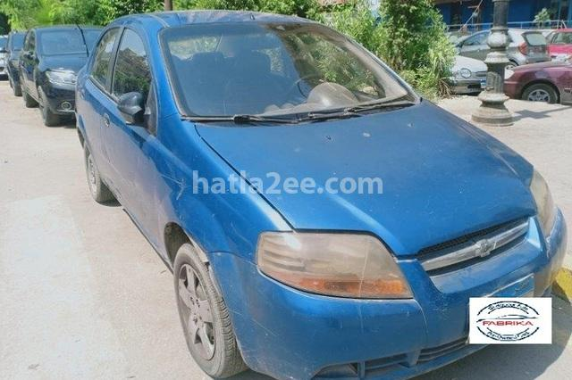 Aveo Chevrolet أزرق