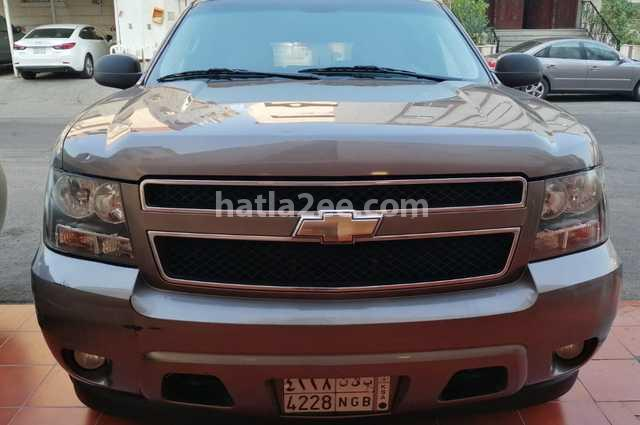 Taho Chevrolet Brown