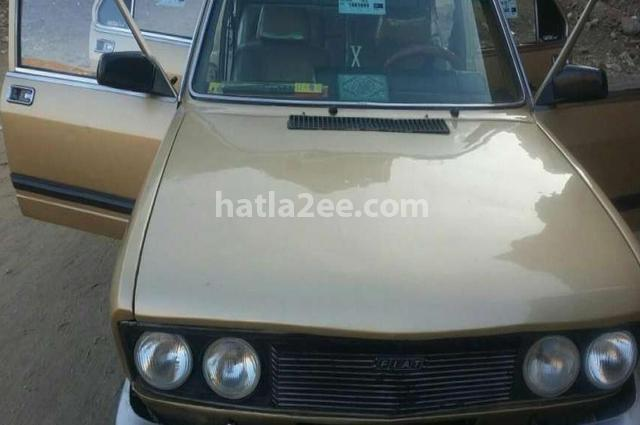 132 Fiat Gold