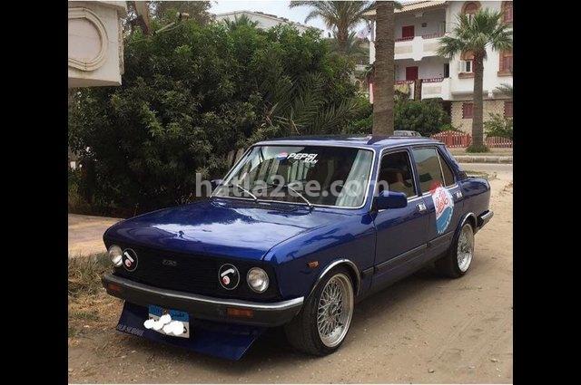 132 Fiat 1979 Mansoura Dark blue 2787301 - Car for sale