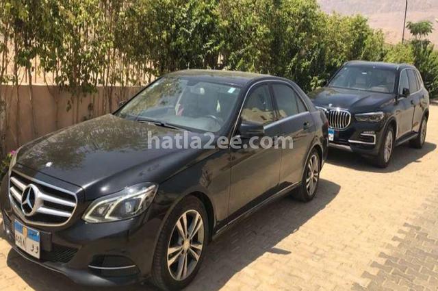 A 200 Mercedes أسود
